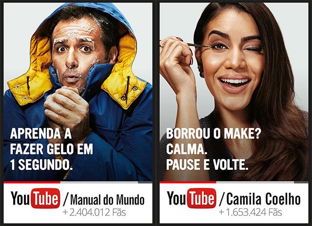 Youtube nas ruas de São Paulo