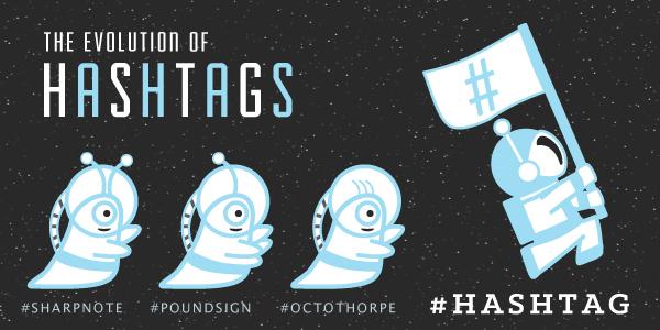 hashtagevolution