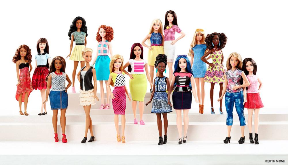 A Barbie mudou, nós também