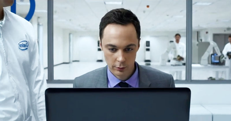 Tecnologia Intel RealSense faz você usar seus sentidos